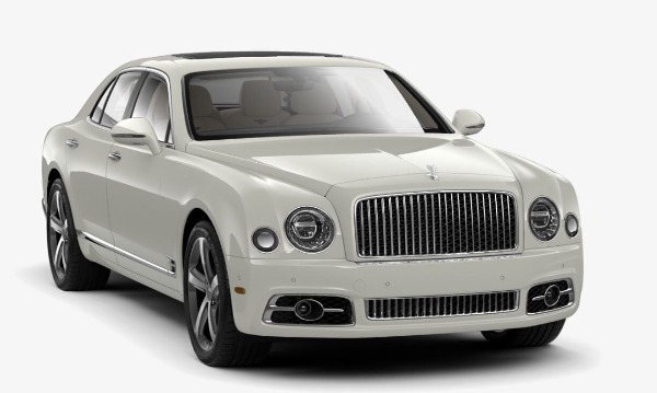 New 2020 Bentley Mulsanne Speed for sale $376,340 at Bugatti of Greenwich in Greenwich CT 06830 1