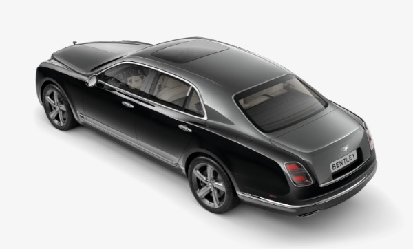 New 2020 Bentley Mulsanne Speed for sale Sold at Bugatti of Greenwich in Greenwich CT 06830 4