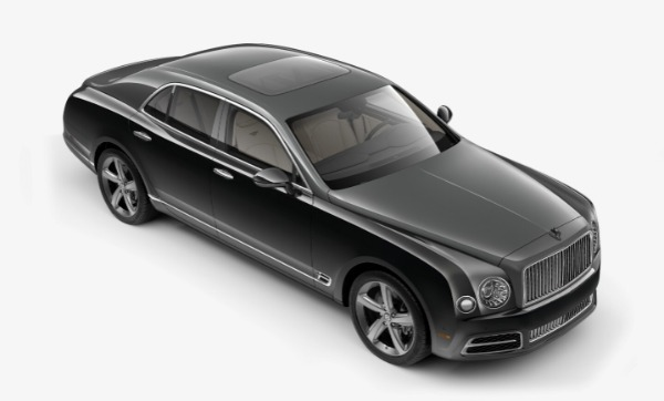 New 2020 Bentley Mulsanne Speed for sale Sold at Bugatti of Greenwich in Greenwich CT 06830 5
