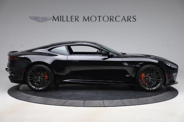 New 2020 Aston Martin DBS Superleggera for sale $328,786 at Bugatti of Greenwich in Greenwich CT 06830 10