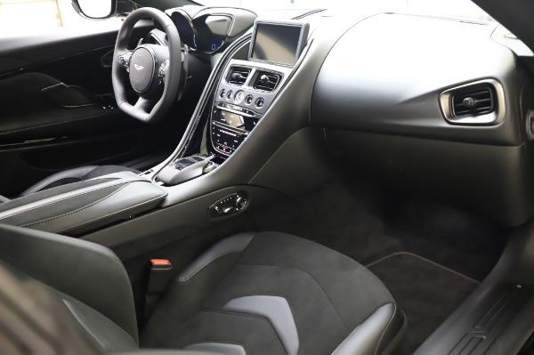 New 2020 Aston Martin DBS Superleggera for sale $328,786 at Bugatti of Greenwich in Greenwich CT 06830 17