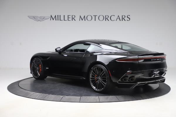 New 2020 Aston Martin DBS Superleggera for sale $328,786 at Bugatti of Greenwich in Greenwich CT 06830 6