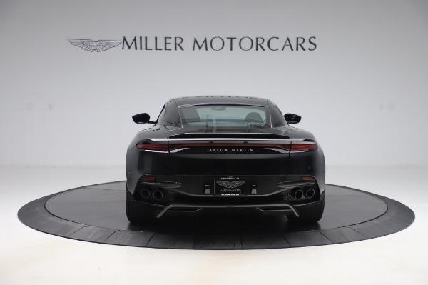 New 2020 Aston Martin DBS Superleggera for sale $328,786 at Bugatti of Greenwich in Greenwich CT 06830 7