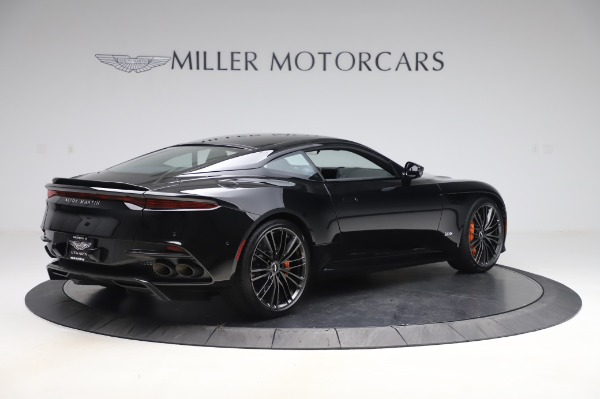 New 2020 Aston Martin DBS Superleggera for sale $328,786 at Bugatti of Greenwich in Greenwich CT 06830 9