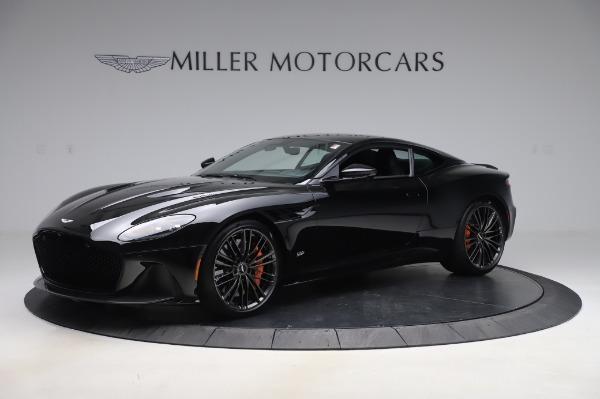 New 2020 Aston Martin DBS Superleggera Coupe for sale $328,786 at Bugatti of Greenwich in Greenwich CT 06830 1