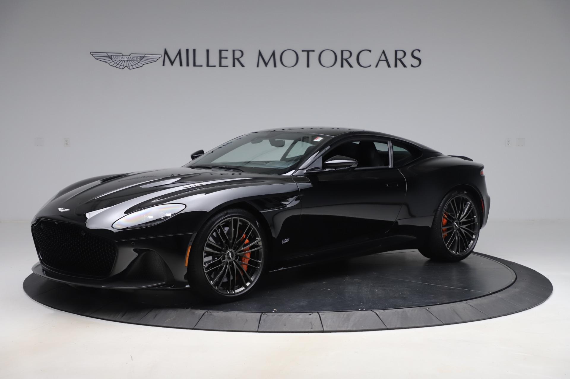 New 2020 Aston Martin DBS Superleggera for sale $328,786 at Bugatti of Greenwich in Greenwich CT 06830 1