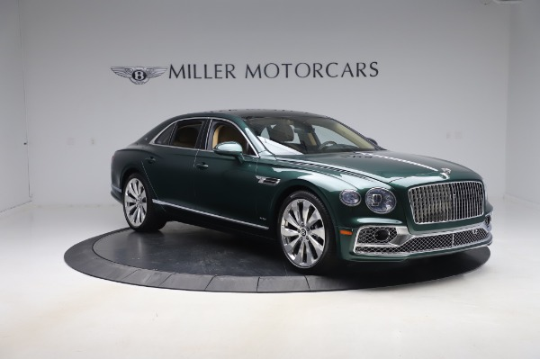 New 2020 Bentley Flying Spur W12 First Edition for sale $281,920 at Bugatti of Greenwich in Greenwich CT 06830 11