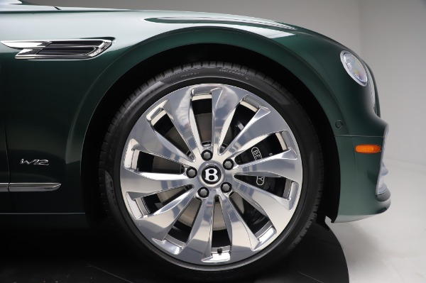 New 2020 Bentley Flying Spur W12 First Edition for sale $281,920 at Bugatti of Greenwich in Greenwich CT 06830 14