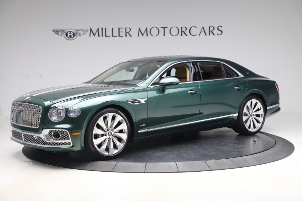 New 2020 Bentley Flying Spur W12 First Edition for sale $281,920 at Bugatti of Greenwich in Greenwich CT 06830 2