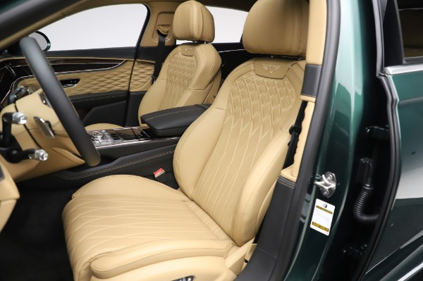 New 2020 Bentley Flying Spur W12 First Edition for sale $281,920 at Bugatti of Greenwich in Greenwich CT 06830 21