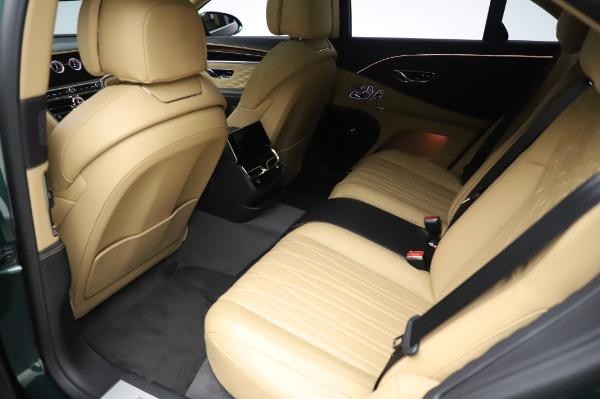 New 2020 Bentley Flying Spur W12 First Edition for sale $281,920 at Bugatti of Greenwich in Greenwich CT 06830 22