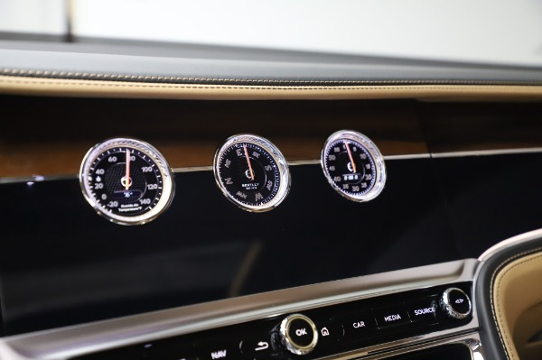 New 2020 Bentley Flying Spur W12 First Edition for sale $281,920 at Bugatti of Greenwich in Greenwich CT 06830 24