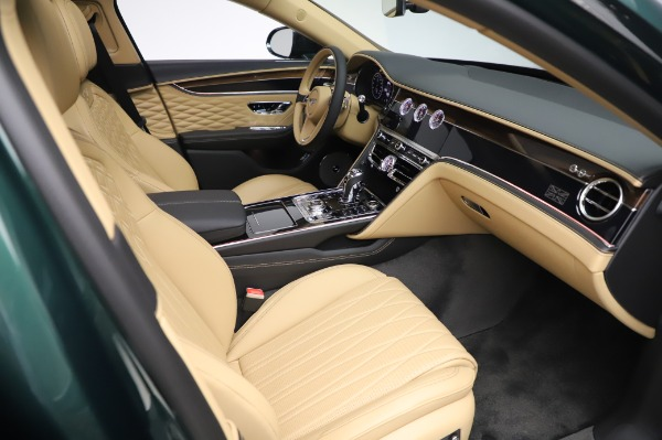 New 2020 Bentley Flying Spur W12 First Edition for sale $281,920 at Bugatti of Greenwich in Greenwich CT 06830 25