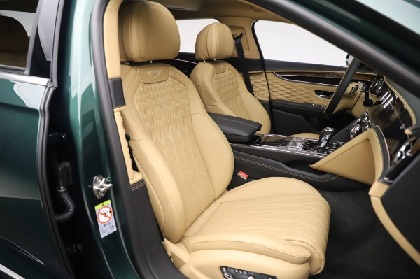 New 2020 Bentley Flying Spur W12 First Edition for sale $281,920 at Bugatti of Greenwich in Greenwich CT 06830 27