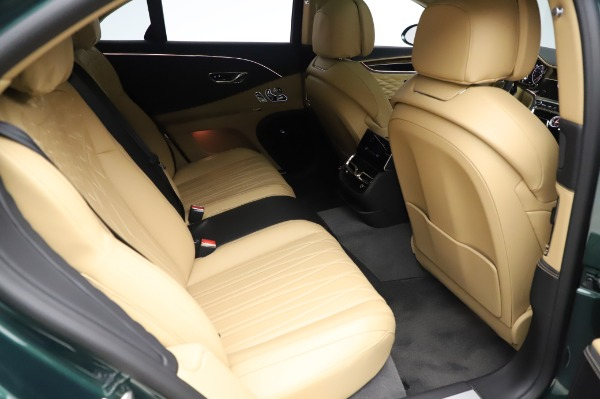 New 2020 Bentley Flying Spur W12 First Edition for sale $281,920 at Bugatti of Greenwich in Greenwich CT 06830 28