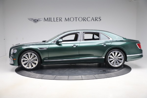 New 2020 Bentley Flying Spur W12 First Edition for sale $281,920 at Bugatti of Greenwich in Greenwich CT 06830 3