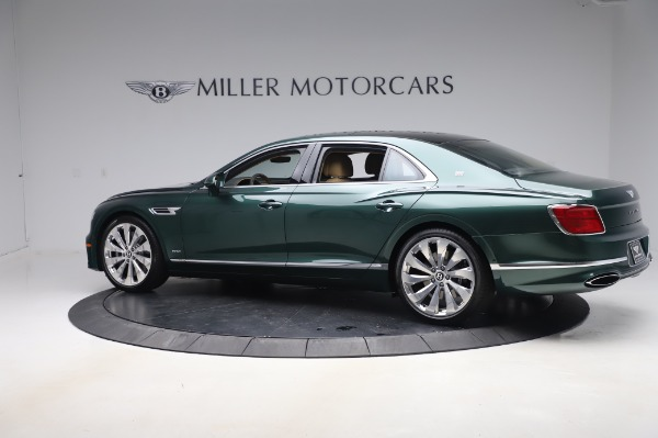New 2020 Bentley Flying Spur W12 First Edition for sale $281,920 at Bugatti of Greenwich in Greenwich CT 06830 4