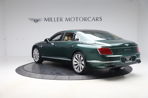 New 2020 Bentley Flying Spur W12 First Edition for sale $281,920 at Bugatti of Greenwich in Greenwich CT 06830 5