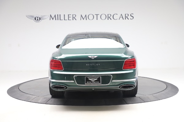 New 2020 Bentley Flying Spur W12 First Edition for sale $281,920 at Bugatti of Greenwich in Greenwich CT 06830 6