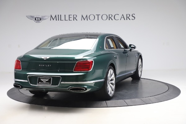 New 2020 Bentley Flying Spur W12 First Edition for sale $281,920 at Bugatti of Greenwich in Greenwich CT 06830 7