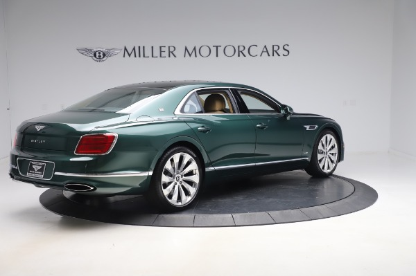 New 2020 Bentley Flying Spur W12 First Edition for sale $281,920 at Bugatti of Greenwich in Greenwich CT 06830 8
