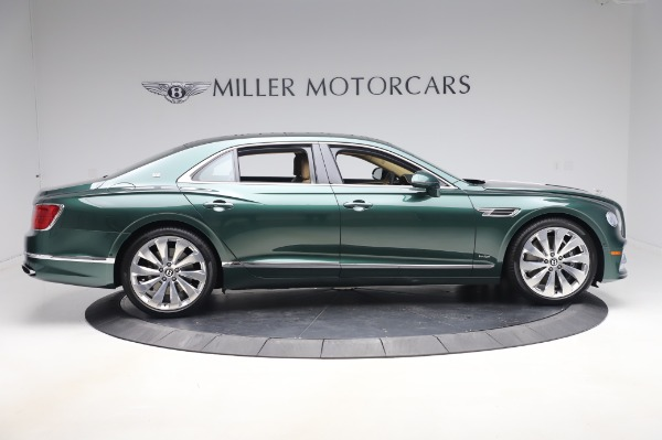 New 2020 Bentley Flying Spur W12 First Edition for sale $281,920 at Bugatti of Greenwich in Greenwich CT 06830 9