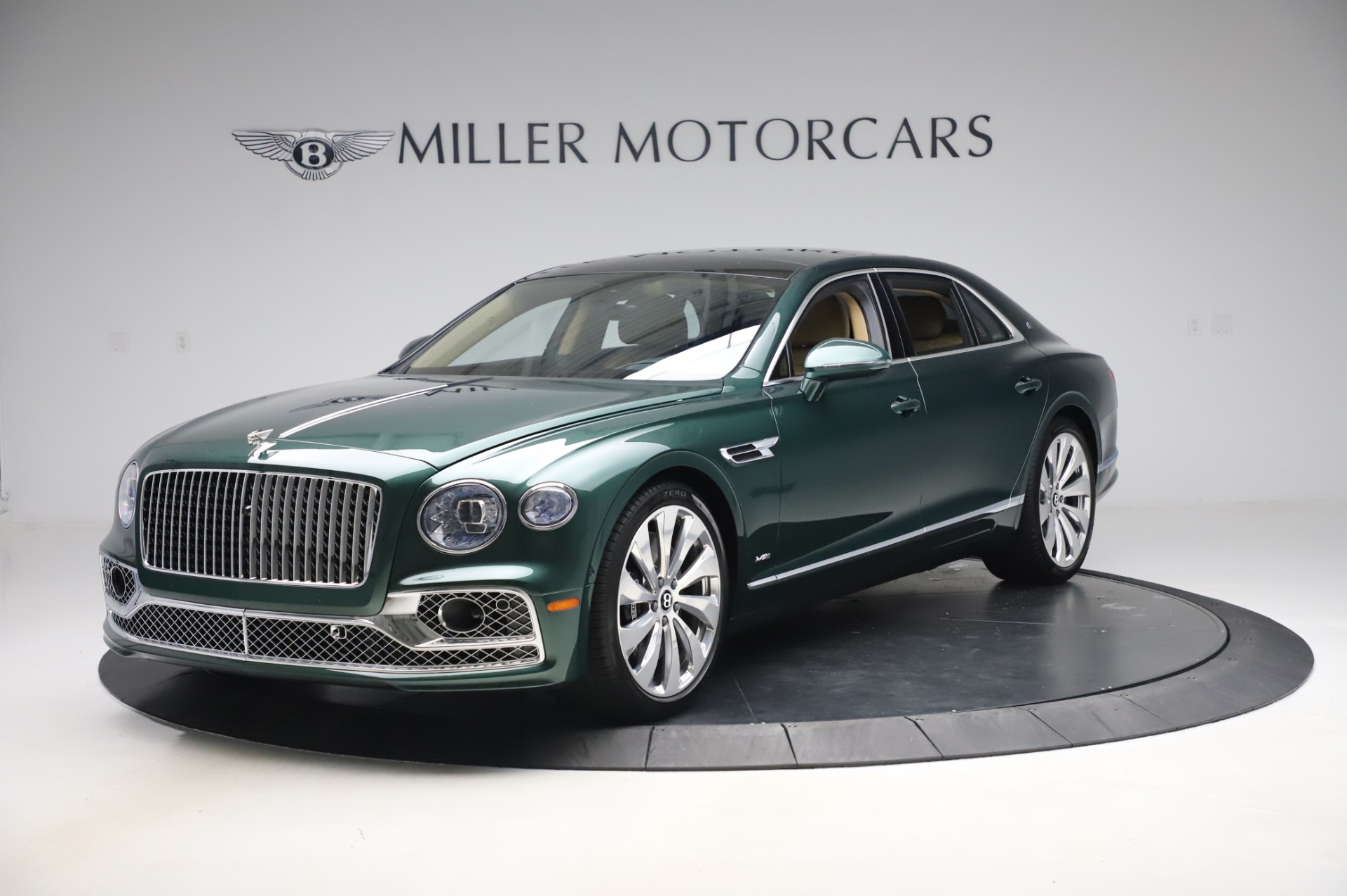 New 2020 Bentley Flying Spur W12 First Edition for sale $281,920 at Bugatti of Greenwich in Greenwich CT 06830 1