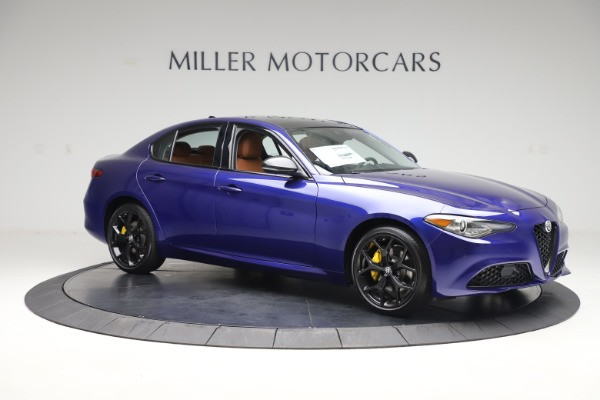 New 2020 Alfa Romeo Giulia Ti Q4 for sale $51,145 at Bugatti of Greenwich in Greenwich CT 06830 10