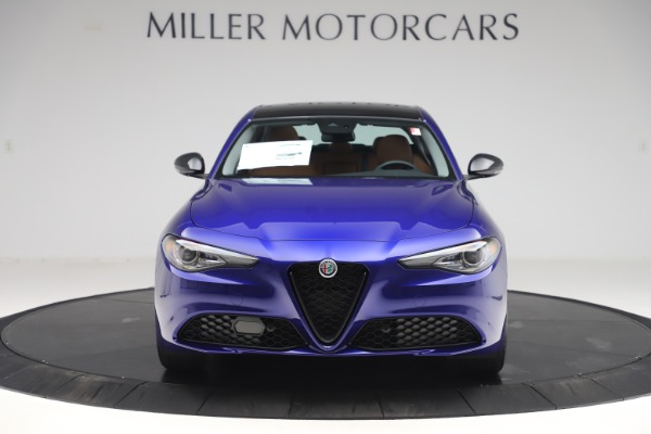 New 2020 Alfa Romeo Giulia Ti Q4 for sale $51,145 at Bugatti of Greenwich in Greenwich CT 06830 12