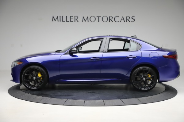 New 2020 Alfa Romeo Giulia Ti Q4 for sale $51,145 at Bugatti of Greenwich in Greenwich CT 06830 3
