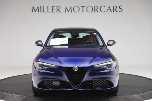 New 2020 Alfa Romeo Giulia Q4 for sale $42,845 at Bugatti of Greenwich in Greenwich CT 06830 11