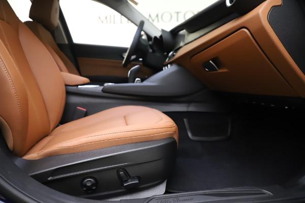 New 2020 Alfa Romeo Giulia Q4 for sale $42,845 at Bugatti of Greenwich in Greenwich CT 06830 22