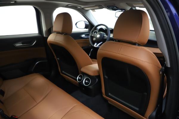 New 2020 Alfa Romeo Giulia Q4 for sale $42,845 at Bugatti of Greenwich in Greenwich CT 06830 27