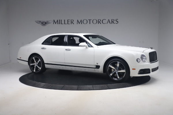 New 2020 Bentley Mulsanne 6.75 Edition by Mulliner for sale $423,065 at Bugatti of Greenwich in Greenwich CT 06830 10