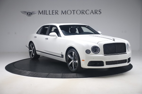 New 2020 Bentley Mulsanne 6.75 Edition by Mulliner for sale $423,065 at Bugatti of Greenwich in Greenwich CT 06830 11