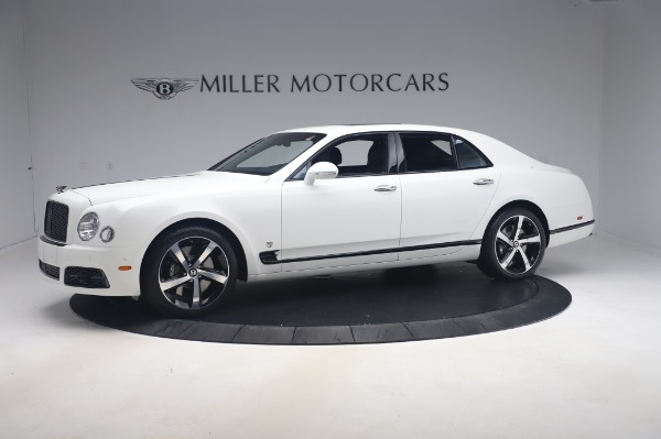 New 2020 Bentley Mulsanne 6.75 Edition by Mulliner for sale $423,065 at Bugatti of Greenwich in Greenwich CT 06830 2
