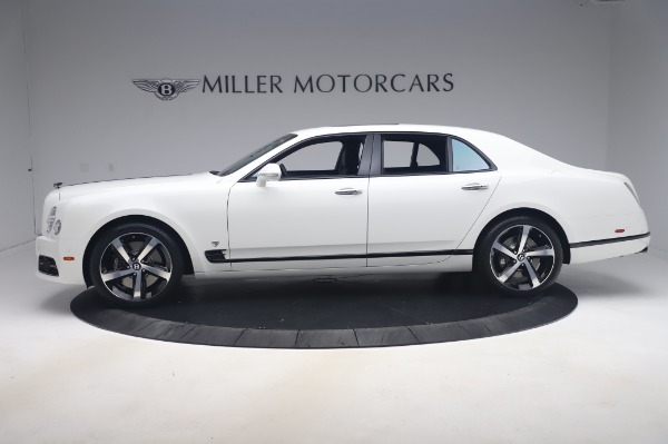 New 2020 Bentley Mulsanne 6.75 Edition by Mulliner for sale $423,065 at Bugatti of Greenwich in Greenwich CT 06830 3
