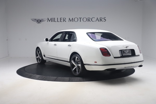 New 2020 Bentley Mulsanne 6.75 Edition by Mulliner for sale $423,065 at Bugatti of Greenwich in Greenwich CT 06830 5