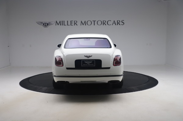 New 2020 Bentley Mulsanne 6.75 Edition by Mulliner for sale $423,065 at Bugatti of Greenwich in Greenwich CT 06830 6