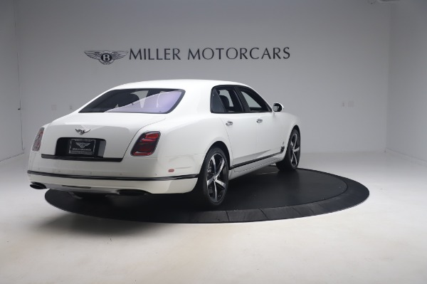 New 2020 Bentley Mulsanne 6.75 Edition by Mulliner for sale $423,065 at Bugatti of Greenwich in Greenwich CT 06830 7