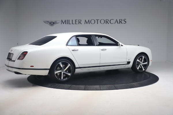 New 2020 Bentley Mulsanne 6.75 Edition by Mulliner for sale $423,065 at Bugatti of Greenwich in Greenwich CT 06830 8