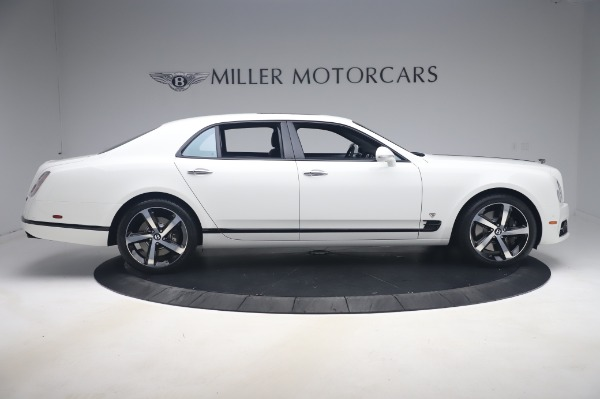 New 2020 Bentley Mulsanne 6.75 Edition by Mulliner for sale $423,065 at Bugatti of Greenwich in Greenwich CT 06830 9