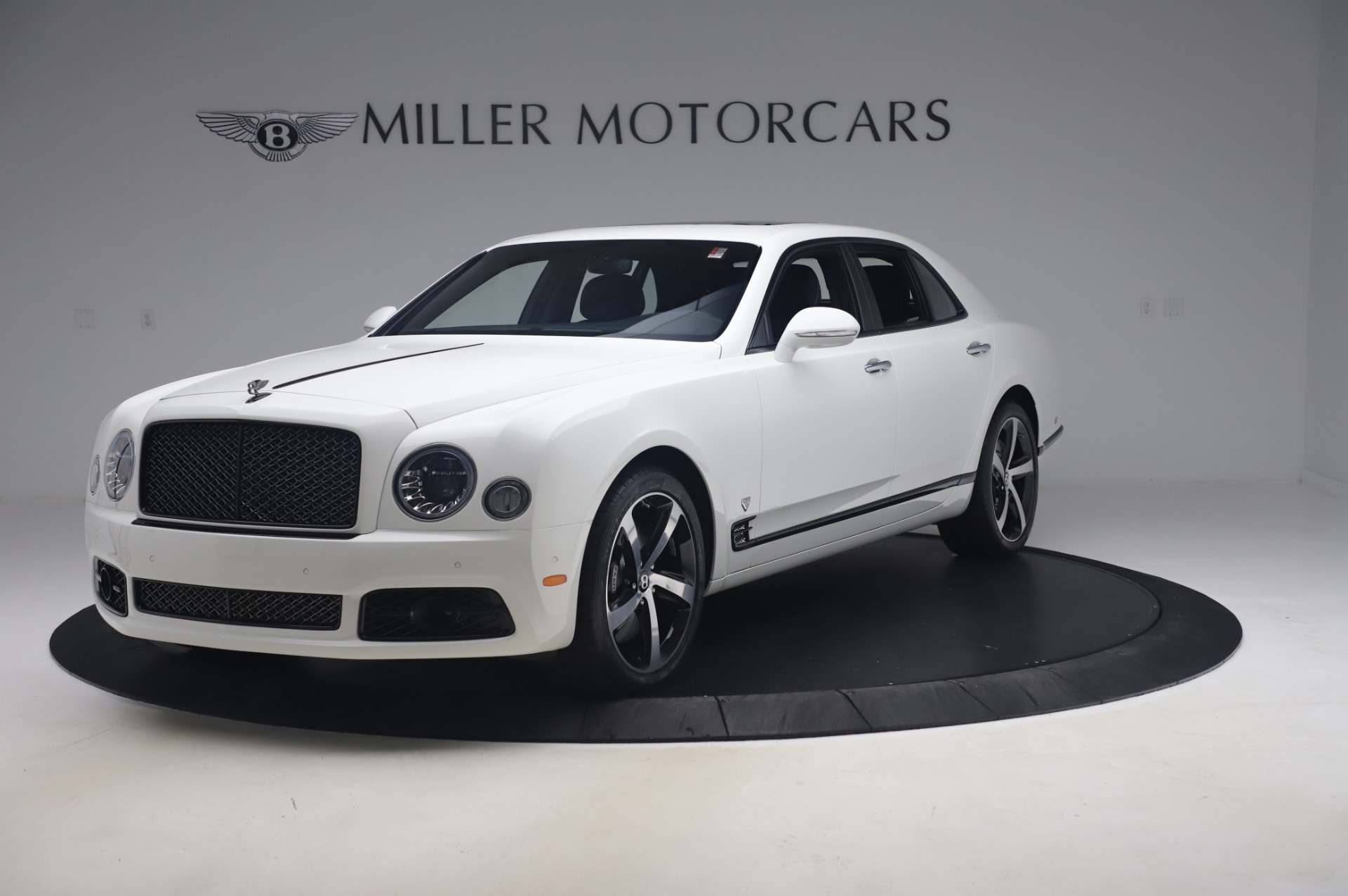 New 2020 Bentley Mulsanne 6.75 Edition by Mulliner for sale $363,840 at Bugatti of Greenwich in Greenwich CT 06830 1