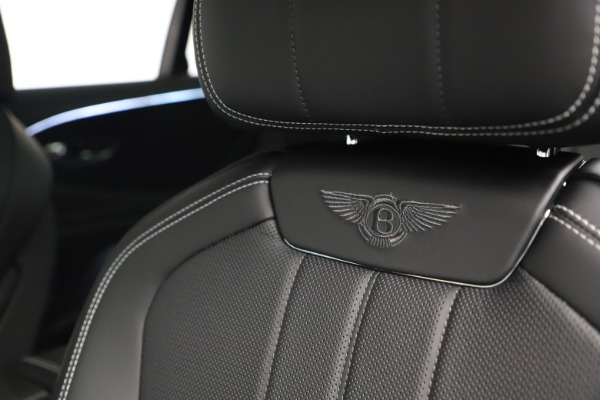 New 2020 Bentley Flying Spur W12 for sale Call for price at Bugatti of Greenwich in Greenwich CT 06830 21