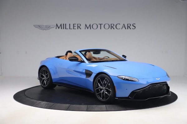 New 2021 Aston Martin Vantage Roadster for sale Call for price at Bugatti of Greenwich in Greenwich CT 06830 10