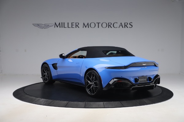 New 2021 Aston Martin Vantage Roadster for sale Call for price at Bugatti of Greenwich in Greenwich CT 06830 28