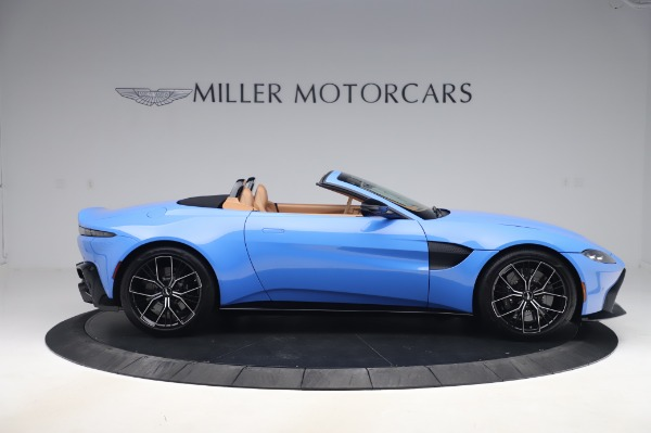 New 2021 Aston Martin Vantage Roadster for sale Call for price at Bugatti of Greenwich in Greenwich CT 06830 8