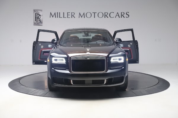 New 2020 Rolls-Royce Ghost for sale $450,450 at Bugatti of Greenwich in Greenwich CT 06830 10