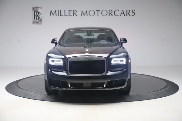 New 2020 Rolls-Royce Ghost for sale $450,450 at Bugatti of Greenwich in Greenwich CT 06830 2