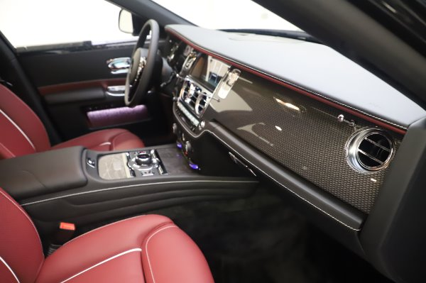 New 2020 Rolls-Royce Ghost for sale $450,450 at Bugatti of Greenwich in Greenwich CT 06830 26